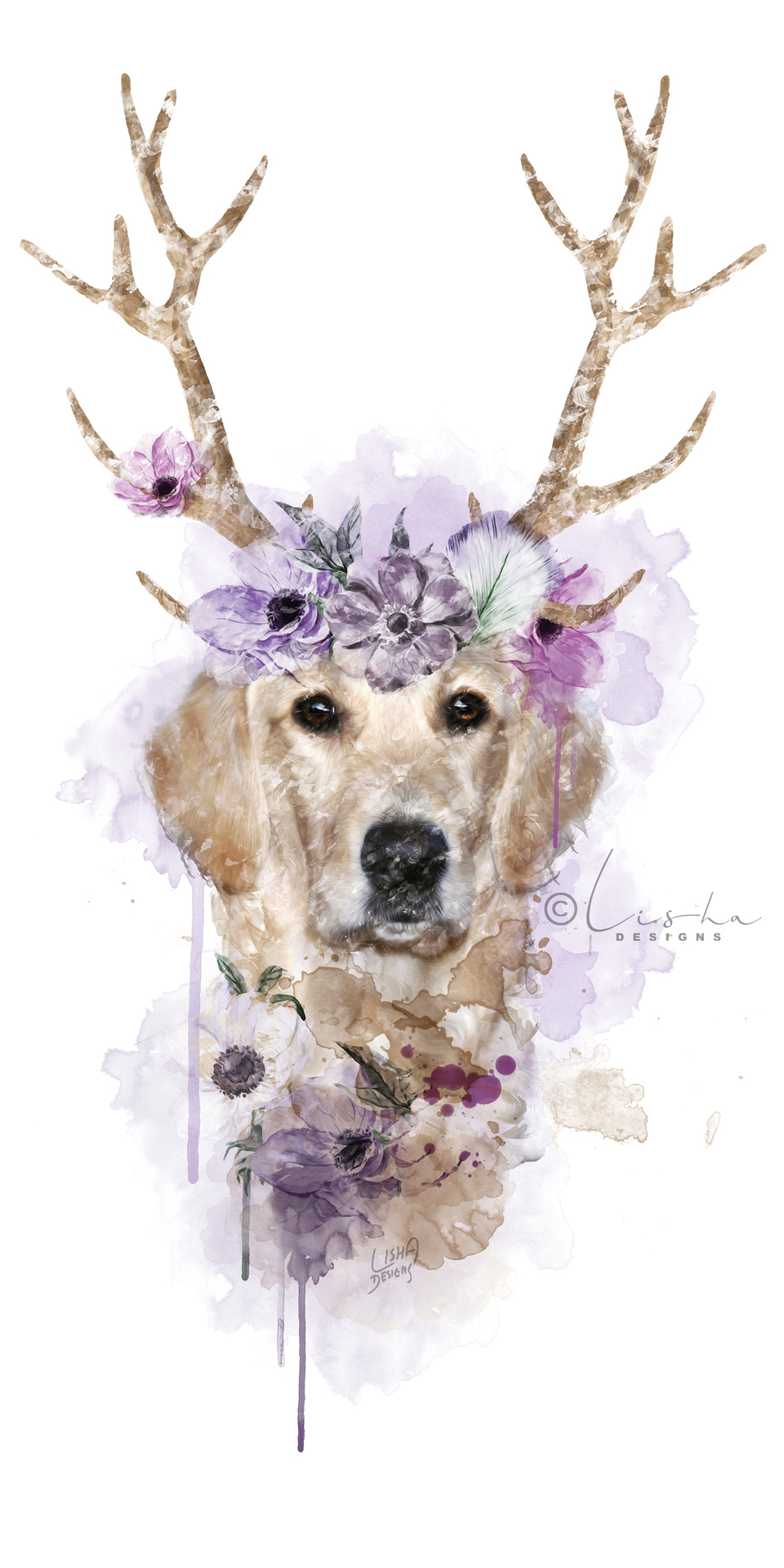 DEER PURPLE-2