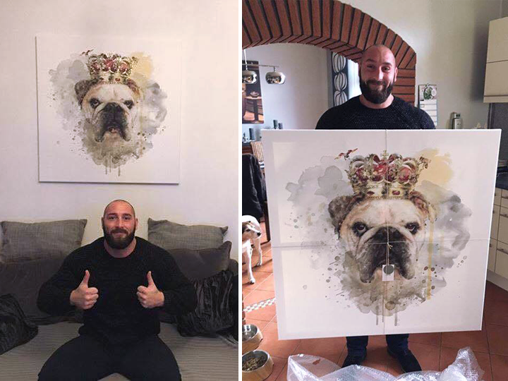 KING PAUL / Kundenfoto